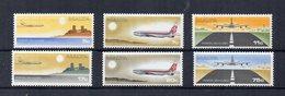Malta - 1978 - Posta Aerea - 6 Valori - Nuovi - Vedi Foto - (FDC15603) - Malta