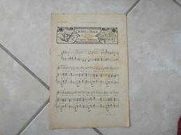 Chant D'avril & Approche Du Printemps -(Musique Eugène Anthiome & Émil Sauter)- Partition (Piano) - Instruments à Clavier