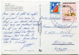Republica Dominicana - Postcard - Carte Postale - Dominican Republic