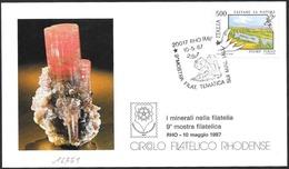 Italia/Italie/Italy: Minerale, Mineral, Minérale - Minerali