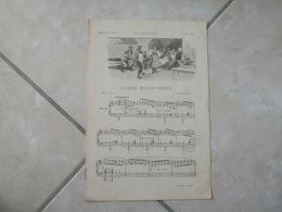 Danse Moravienne & Les Rosées -(Musique Victorin De Joncières & Henri Dallier)- Partition (Piano) - Instruments à Clavier