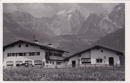 AK Berchtesgaden - Landhaus Schmid - 1956 (41321) - Berchtesgaden