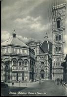 CPM - Baptistère - Dôme Et Campanile - Firenze