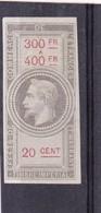 T.F. Effets De Commerce N°29 Neuf - Revenue Stamps