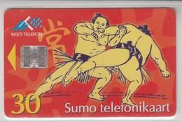 ESTONIA 1998 SUMO - Estonia