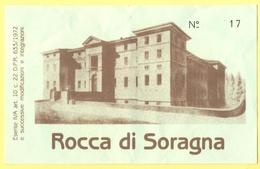 Rocca Di Soragna (Parma) - Biglietto D'Ingresso - Biglietti D'ingresso