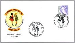 EUROCHOCOLATE - International Chocolate Exhibition. Perugia 2008 - Alimentación