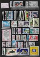 Nouvelle Calédonie - Bel Ensemble Neufs Luxe Période TOM à 2001 Avec Qq Manques (voir Liste Sur Dernier Scan)_Cote 7500 - Nouvelle-Calédonie