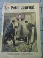 Le Petit Journal  De Février 1910 Assassinat D'un Garçon à Lille ... - Newspapers