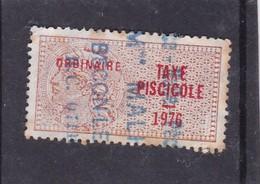 T.F. Taxe Piscicole N°198 - Revenue Stamps