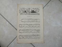 Madrigal - Avé Maria & Valse Lente -(Musique Ernest Gillet - Gustave Sandré & D. Lavranga)- Partition (Piano) - Instruments à Clavier