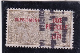 T.F. Taxe Piscicole N°186 - Revenue Stamps