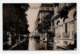 - CPA AIX-LES-BAINS (73) - Rue Du Casino (belle Animation) - Photo Goutagny 330 - - Aix Les Bains