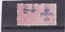 T.F. Taxe Piscicole N°184 - Revenue Stamps