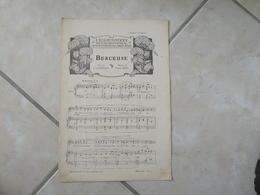 Berceuse & Armide -(Musique Georges Marty & G. Luck)- Partition (Piano) - Instruments à Clavier