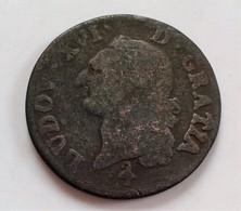 FRANCE LOUIS XVI SOL 1791 A Héron    (B11-10) - 987-1789 Royal