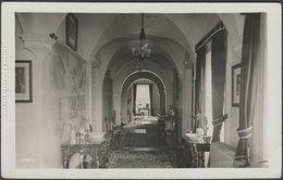 Corridor, Large House Near Ledbury, Herefordshire, C.1910s - Tilley & Son RP Postcard - Hertfordshire