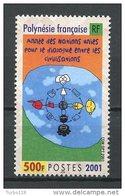 Polynésie Française  2001  Cat Yt     N° 651   N** MNH - French Polynesia