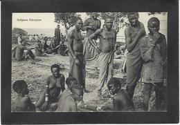 CPA Kenya Ethnic Afrique Noire Type Non Circulé Nu Féminin Femme Nue - Kenya