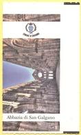 Abbazia Di San Galgano, Chiusdino (Siena) - Abbazia Cistercense - Biglietto D'Ingresso Intero - Biglietti D'ingresso