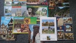 Lot De 50 CPM De France- - 5 - 99 Postcards