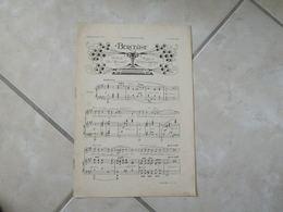 Berceuse - Ce Qui Disent Les Fleurs & Hymne Du Portugal(Musique Henry Valgorge- R. Oehme & F. Beyer)- Partition (Piano) - Instruments à Clavier