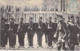 EVENEMENT Réception Event ESPANA Espagne - Visite De S.M. ALPHONSE XIII à PARIS -  Le Roi Passe La Revue - CPA - - Receptions