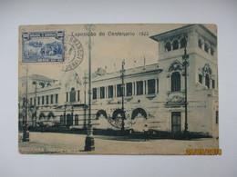 BRAZIL RIO DE JANEIRO    EXPOSICAO DO CENTENARIO 1922 PEQUENAS INDUSTRIAS  , OLD POSTCARD   , O - Rio De Janeiro