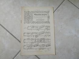 Armonia  & Nec Fatalia (Musique Eugène Ketterer & Sureau Bellet)- Partition (Piano) - Instruments à Clavier