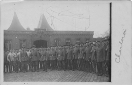 Photo Postcard 1915 Soldats à  Charleroi - Charleroi