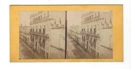 MEXICO Hotel Iturbide  Stereo  Vers 1870 - Stereoscopic
