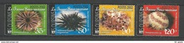 Polynésie Française  2002    Cat Yt     N° 663 à 666    N** MNH - Polynésie Française