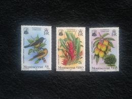 Montserrat National Emblems Mint - Montserrat