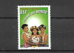 Polynésie Française  2002    Cat Yt     N° 668    N** MNH - French Polynesia