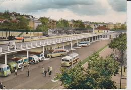 Ales  La Gare Route Rail - Alès