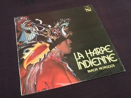 Vinyle 33 Tours Ramon Mongelos  La Harpe Indienne  (1976) - Country & Folk