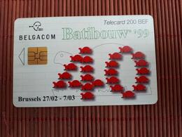 Phonecard  Batibouw HK 31.12.2000 Used - Belgique