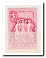 Hongarije 1948, Postfris MNH, Working Man - Hungary
