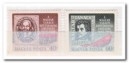 Hongarije 1949, Postfris MNH, Stamp On Stamp - Hungary
