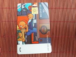Child Focus Phonecard Used - Belgique