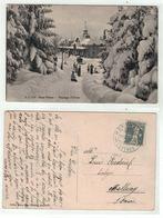 Suisse // Schweiz // Switzerland // Vaud // Caux Palace En Hiver - VD Vaud