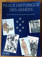 REVUE HISTORIQUE DES ARMEES 2002 Numero 2 - Documents