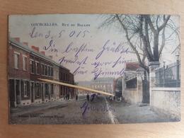 COURCELLES - Rue Du Ballon 1915 - Courcelles