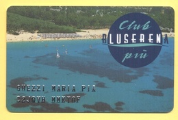 BLUSERENA CLUB & HOTELS - BLUSERENA Club Plus - Gift Cards