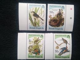 British Virgin Islands Audubon Birds Mint - British Virgin Islands