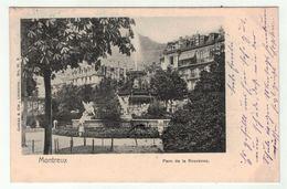 Suisse // Schweiz // Switzerland // Vaud // Montreux, Parc De La Rouvenaz - VD Vaud