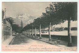 Suisse // Schweiz // Switzerland // Vaud // Vevey, Le Quai - VD Vaud
