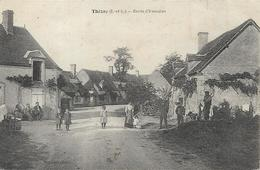 THIZAY Route D' Issoudun - Other Municipalities
