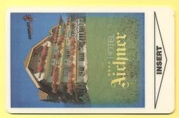 ITALIA - ITALY - Hotel Aichner - Olang/Valdaora - Chiave Magnetica - Chiavi Elettroniche Di Alberghi