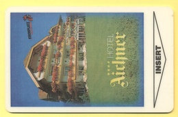 ITALIA - ITALY - Hotel Aichner - Olang/Valdaora - Chiave Magnetica - Hotel Keycards